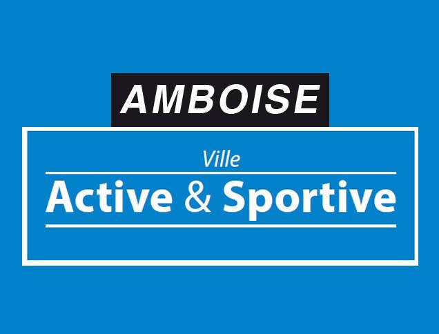 Amboise ville active et sportive