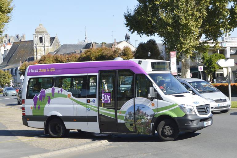 Bus d'Amboise.