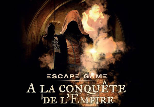 Escape Game au château royal d'Amboise