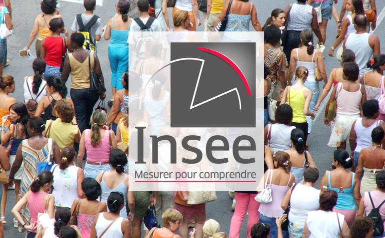 Foule INSEE