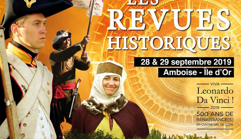 Revues Historiques 2019