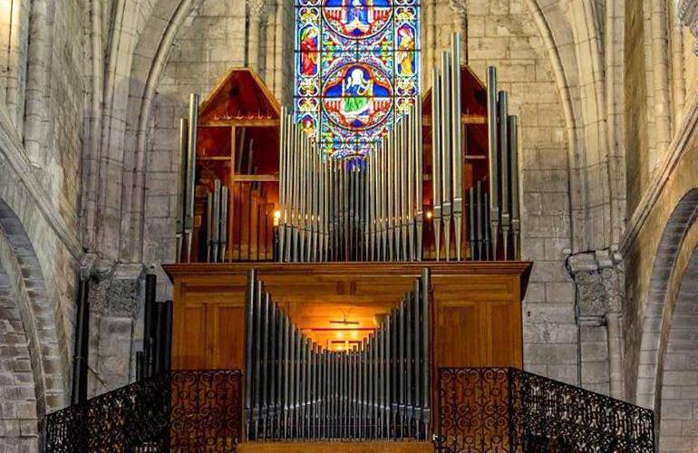Orgue de l'église Saint-Denis
