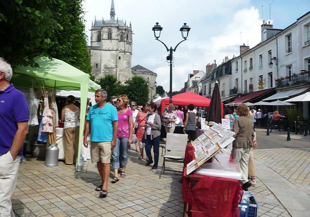 Journée des artistes - place du Château